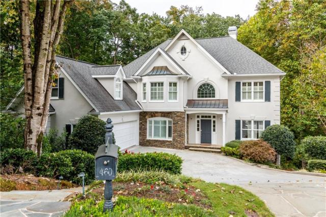 460 Laurel Chase Court, Sandy Springs, GA 30327 (MLS #6089387) :: Iconic Living Real Estate Professionals