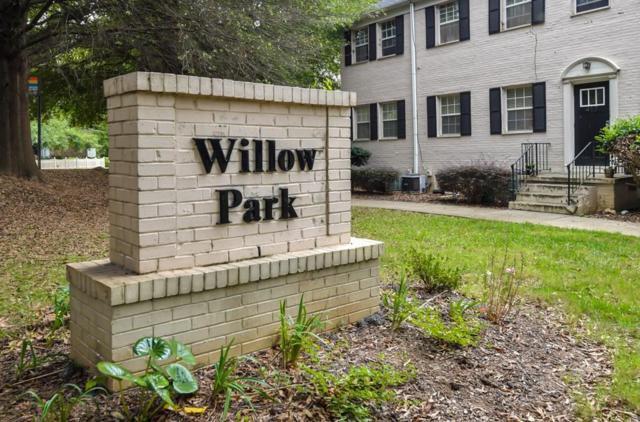 415 Willow Lane #4, Decatur, GA 30030 (MLS #6089402) :: North Atlanta Home Team