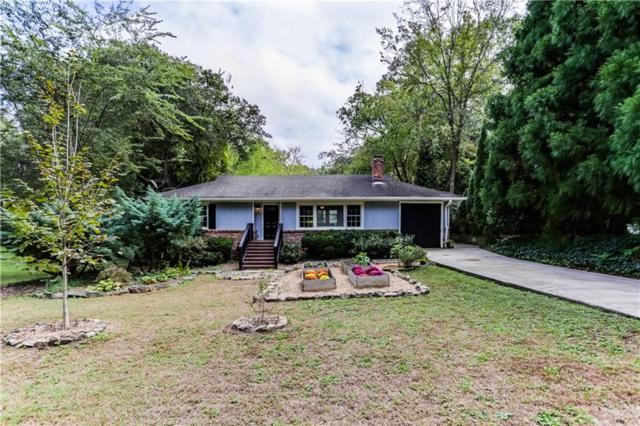 2371 Armand Road NE, Atlanta, GA 30324 (MLS #6089446) :: The Cowan Connection Team