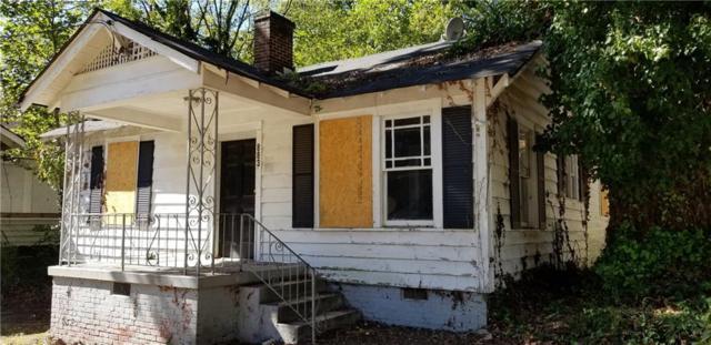 863 Gaston Street SW, Atlanta, GA 30310 (MLS #6089456) :: North Atlanta Home Team