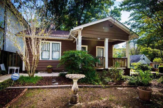 2235 1st Ave, Atlanta, GA 30317 (MLS #6089470) :: Rock River Realty