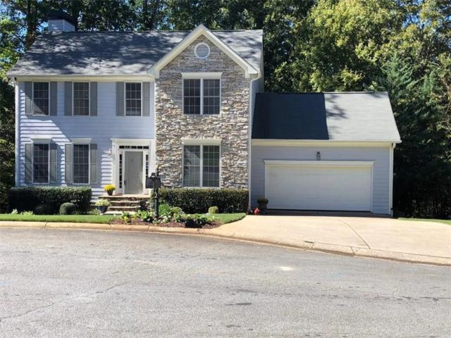 3889 Collier Trace NW, Kennesaw, GA 30144 (MLS #6089471) :: RE/MAX Paramount Properties