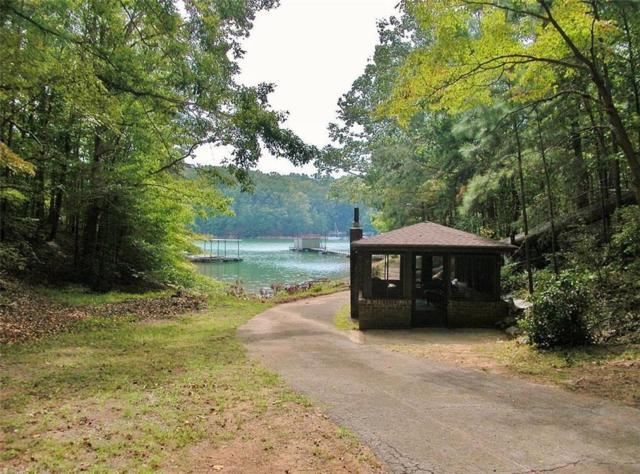 6525 Paradise Point Road, Flowery Branch, GA 30542 (MLS #6089543) :: Ashton Taylor Realty
