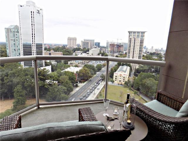 2795 Peachtree Road NE #1705, Atlanta, GA 30305 (MLS #6089554) :: Good Living Real Estate