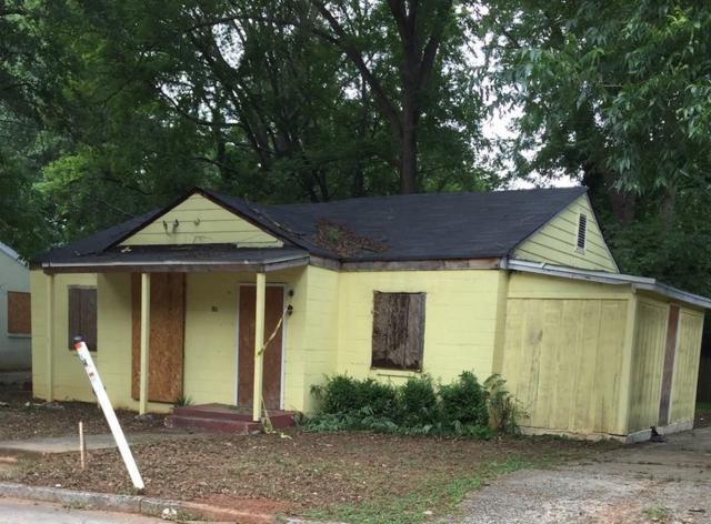 1017 Sparks Street SW, Atlanta, GA 30310 (MLS #6089652) :: Iconic Living Real Estate Professionals