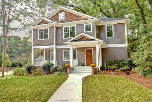 131 Mimosa Place, Decatur, GA 30030 (MLS #6089685) :: RE/MAX Paramount Properties