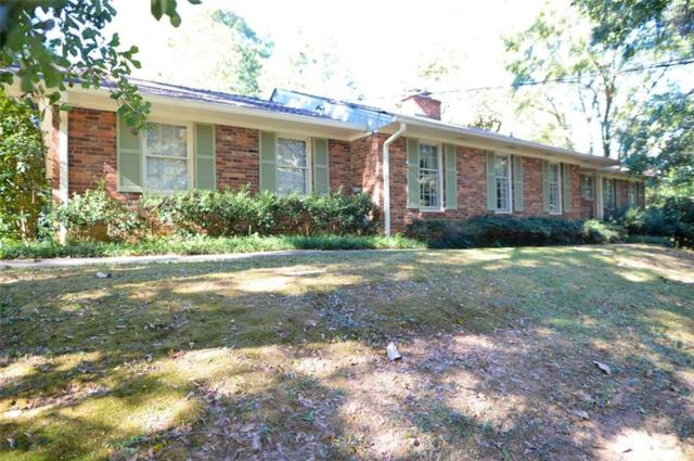 790 Hickory Drive SW, Marietta, GA 30064 (MLS #6089785) :: Iconic Living Real Estate Professionals