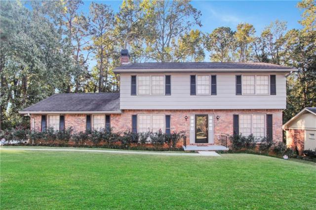 4411 Abingdon Drive, Stone Mountain, GA 30083 (MLS #6089824) :: The Zac Team @ RE/MAX Metro Atlanta