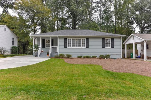 1667 Bristol Drive Ne, Atlanta, GA 30329 (MLS #6089844) :: RE/MAX Paramount Properties