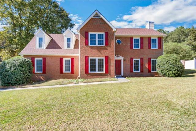 130 Fairfield Circle, Fayetteville, GA 30214 (MLS #6089850) :: The Hinsons - Mike Hinson & Harriet Hinson