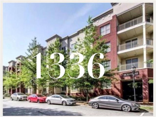 870 Mayson Turner Road NW #1336, Atlanta, GA 30314 (MLS #6089894) :: North Atlanta Home Team