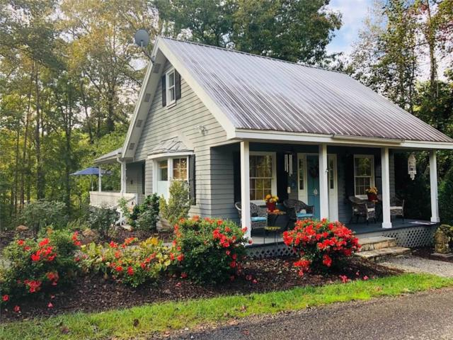 400 Windjammer Drive, Hiawassee, GA 30546 (MLS #6089902) :: The Hinsons - Mike Hinson & Harriet Hinson