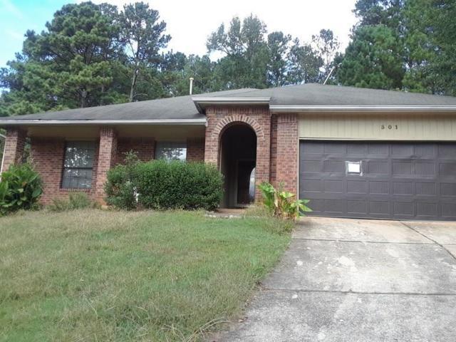 501 N Shore Road, Lithonia, GA 30058 (MLS #6089964) :: RE/MAX Paramount Properties