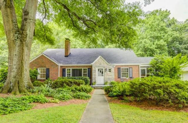 223 E Parkwood Road, Decatur, GA 30030 (MLS #6090004) :: The Justin Landis Group