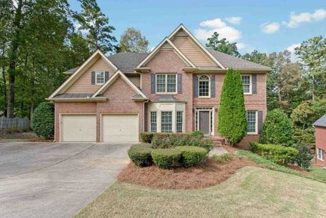 1453 Hickory Branch Trail NW, Kennesaw, GA 30152 (MLS #6090050) :: RCM Brokers