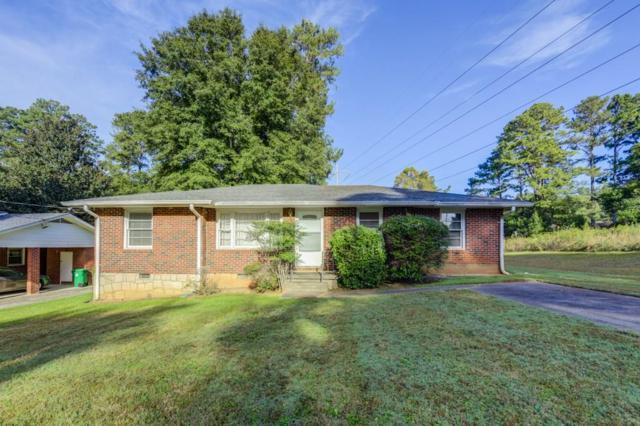 2522 Woodridge Drive, Decatur, GA 30033 (MLS #6090066) :: RE/MAX Paramount Properties