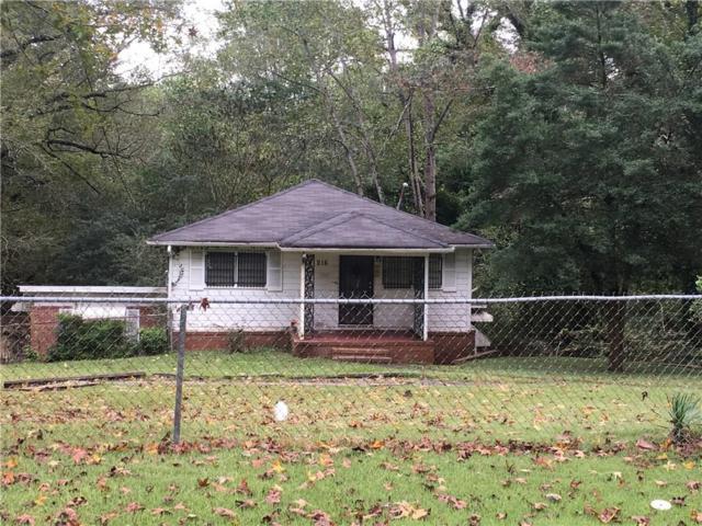 216 Dollar Mill Road SW, Atlanta, GA 30331 (MLS #6090156) :: The Hinsons - Mike Hinson & Harriet Hinson