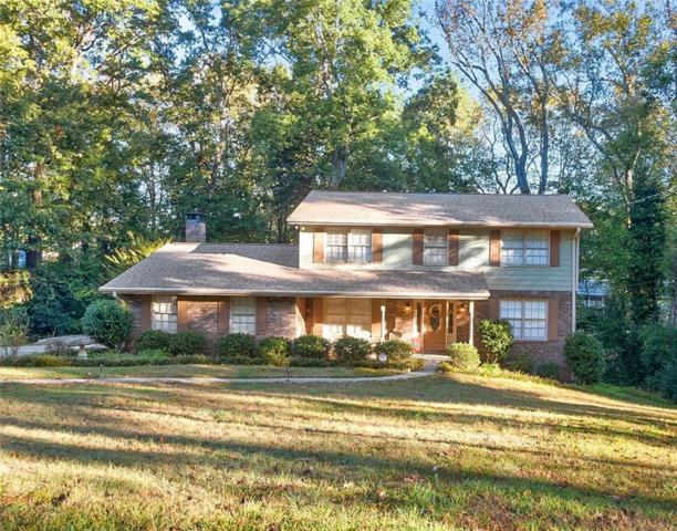 1966 Tanglewood Drive, Snellville, GA 30078 (MLS #6090184) :: RE/MAX Paramount Properties
