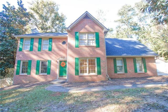 100 Madison Place, Fayetteville, GA 30214 (MLS #6090260) :: The Hinsons - Mike Hinson & Harriet Hinson