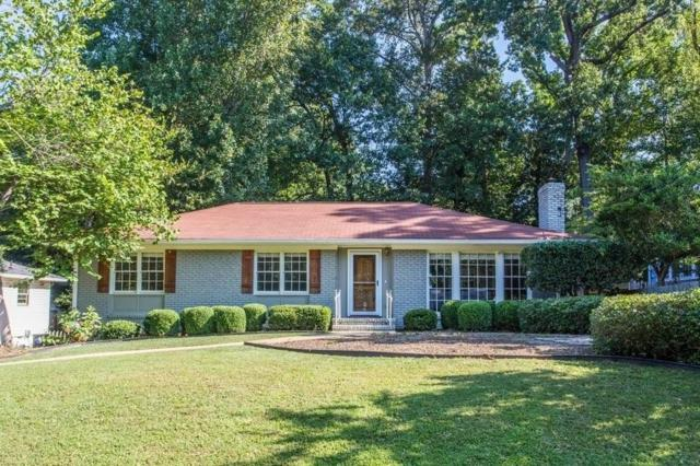 309 Westchester Drive, Decatur, GA 30030 (MLS #6090614) :: The Justin Landis Group
