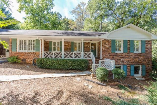 700 Starlight Lane, Atlanta, GA 30342 (MLS #6090630) :: The Justin Landis Group
