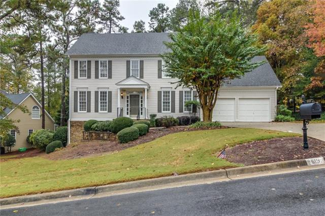 615 Linkside Hollow, Alpharetta, GA 30005 (MLS #6090844) :: Buy Sell Live Atlanta