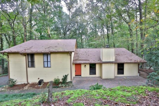 2733 Old Mill Trail, Marietta, GA 30062 (MLS #6090945) :: Iconic Living Real Estate Professionals