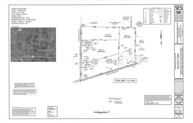 100 Musgrove Road, Griffin, GA 30223 (MLS #6091028) :: RE/MAX Paramount Properties
