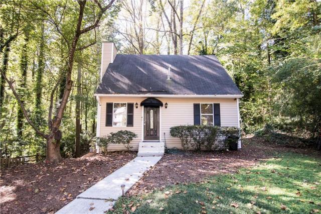 1523 Park Creek Cove NE, Brookhaven, GA 30319 (MLS #6091042) :: North Atlanta Home Team