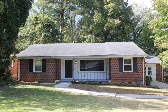 2861 S Clark Drive, East Point, GA 30344 (MLS #6091139) :: The Hinsons - Mike Hinson & Harriet Hinson