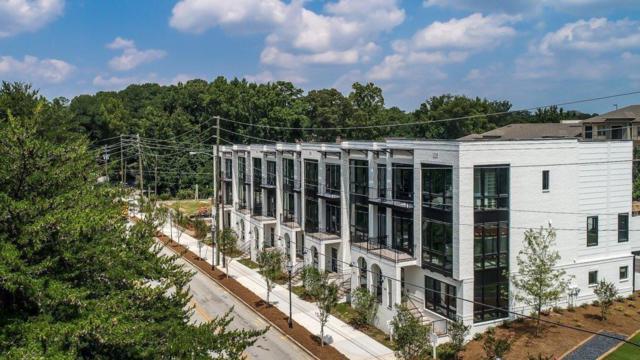2528 Appleden Place #9, Brookhaven, GA 30319 (MLS #6091290) :: North Atlanta Home Team