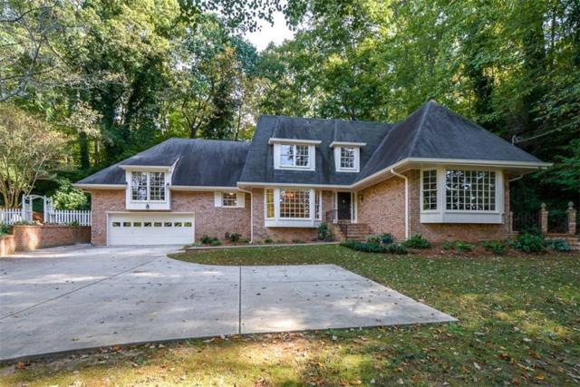 960 Edgewater Drive, Sandy Springs, GA 30328 (MLS #6091358) :: RE/MAX Paramount Properties