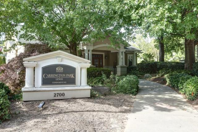 2700 Pine Tree Road NE #1003, Atlanta, GA 30324 (MLS #6091403) :: RE/MAX Paramount Properties