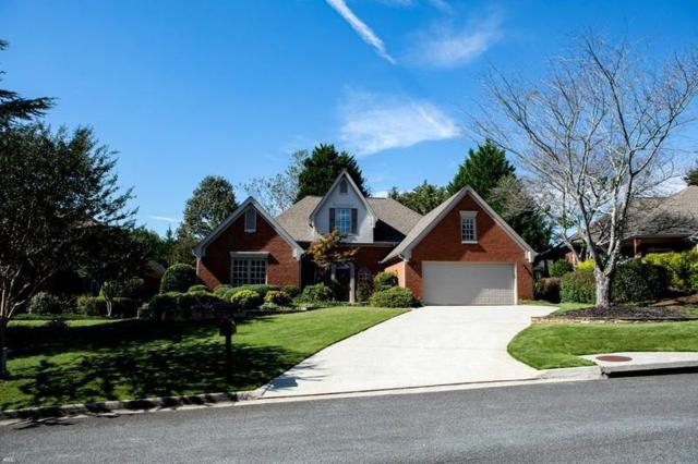 5470 Vicarage Walk, Alpharetta, GA 30005 (MLS #6091405) :: RE/MAX Paramount Properties