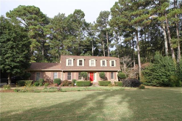 2160 Mountain Lane, Smoke Rise, GA 30087 (MLS #6091473) :: RCM Brokers