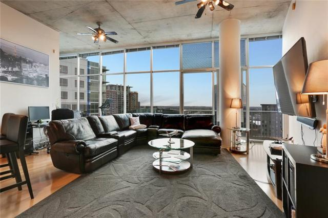 950 W Peachtree Street #2012, Atlanta, GA 30309 (MLS #6091585) :: The Hinsons - Mike Hinson & Harriet Hinson