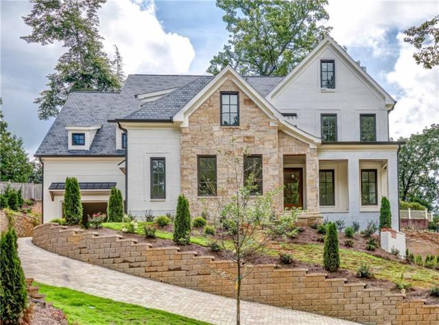 485 Loridans Drive NE, Atlanta, GA 30342 (MLS #6091604) :: Iconic Living Real Estate Professionals