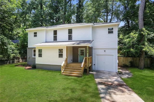 1614 Carter Road, Decatur, GA 30032 (MLS #6091631) :: RE/MAX Paramount Properties