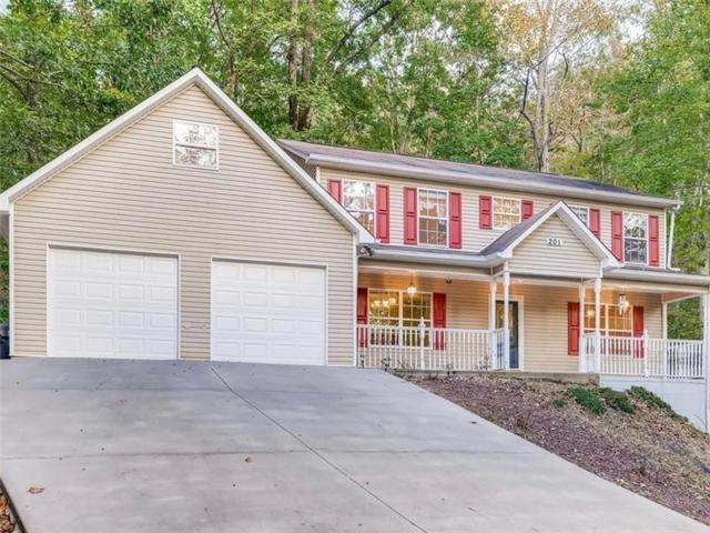 201 Jack Rabbit Drive, Waleska, GA 30183 (MLS #6091633) :: North Atlanta Home Team