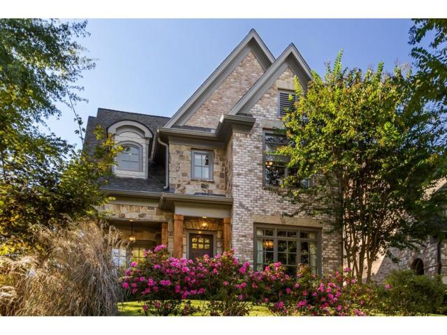 319 Peachtree Avenue NE, Atlanta, GA 30305 (MLS #6091704) :: North Atlanta Home Team