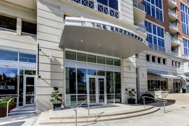 1820 Peachtree Street NW #305, Atlanta, GA 30309 (MLS #6091714) :: RCM Brokers