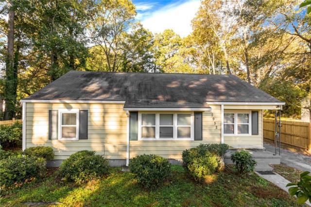 1952 Alexander Street SE, Smyrna, GA 30080 (MLS #6091760) :: North Atlanta Home Team