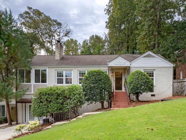 1267 Briarwood Drive NE, Atlanta, GA 30306 (MLS #6091837) :: RE/MAX Paramount Properties