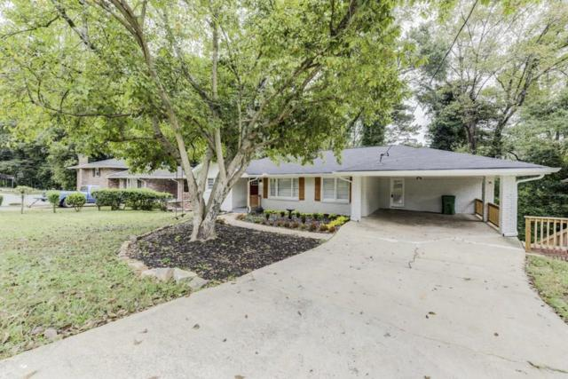 2258 Green Forrest Drive, Decatur, GA 30032 (MLS #6091855) :: North Atlanta Home Team