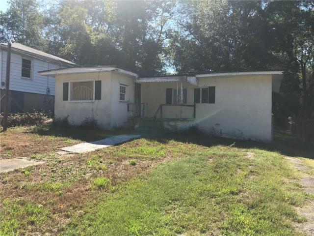 2166 Wingate Street SW, Atlanta, GA 30310 (MLS #6091905) :: Kennesaw Life Real Estate