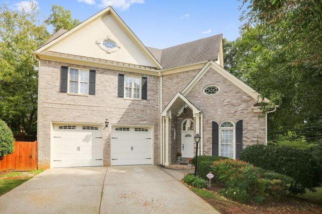 1093 Hedge Rose Court NE, Brookhaven, GA 30324 (MLS #6091909) :: The Zac Team @ RE/MAX Metro Atlanta