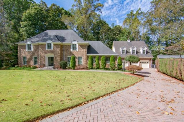 1864 Forest Springs Court, Dunwoody, GA 30338 (MLS #6091959) :: The Hinsons - Mike Hinson & Harriet Hinson