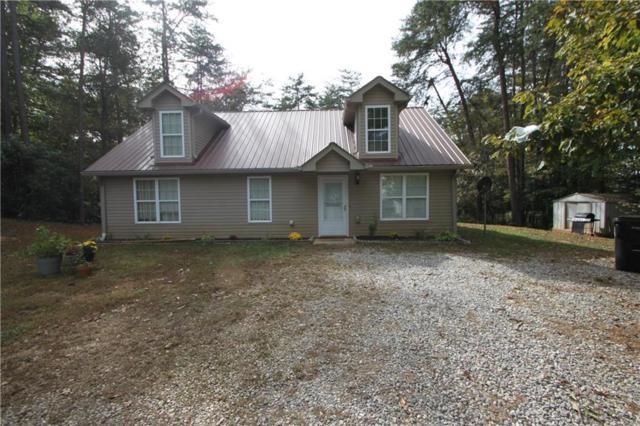 399 Fireside Ridge Drive, Dahlonega, GA 30533 (MLS #6092070) :: North Atlanta Home Team