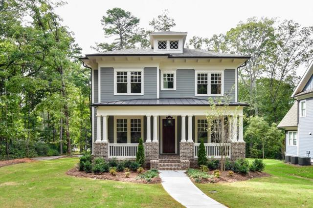 1205 Oldfield Road, Decatur, GA 30030 (MLS #6092072) :: Iconic Living Real Estate Professionals