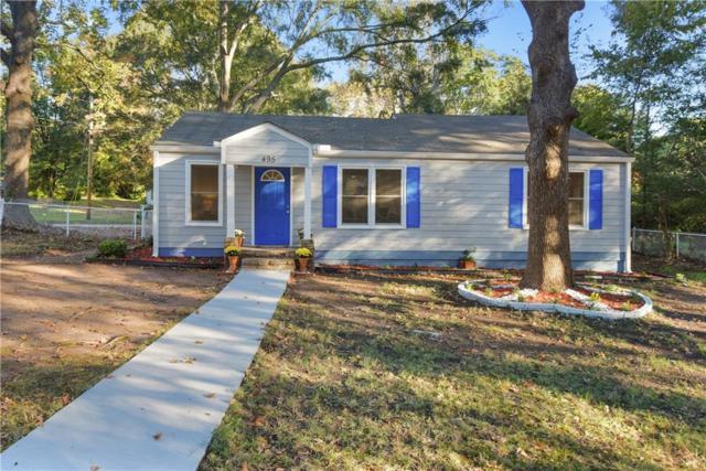 495 Mount Zion Road SW, Atlanta, GA 30354 (MLS #6092081) :: Iconic Living Real Estate Professionals